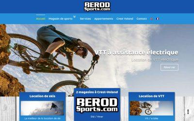 Berod Sports Crest Voland