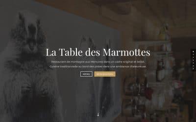 La Table des Marmottes