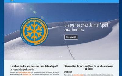 Balmat Sport – Les Houches
