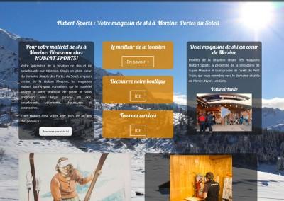 Hubert Sports – Morzine