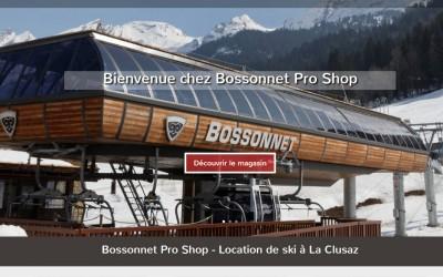 Bossonnet Proshop La Clusaz