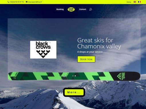 Cham'Sport Chamonix