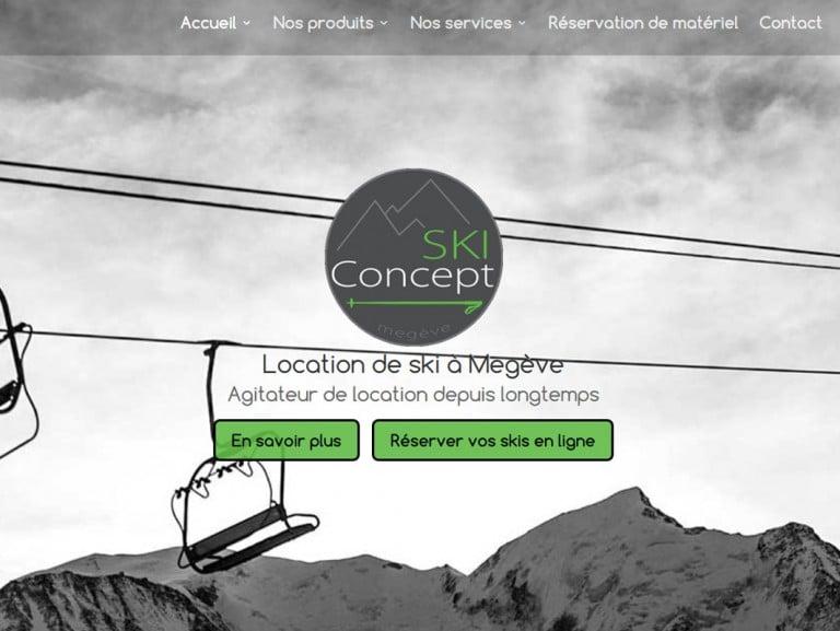 Ski Concept Megève