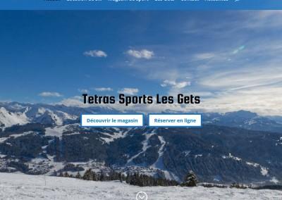 Tetras Sports Les Gets
